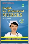 Audio Cassette English for the Professional Nurses 2
