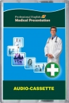 Audio Cassette English For Medical Presentation