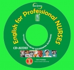 Audio CD English for the Professional Nurses 1