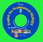Audio CD English for the Professional Nurses 2