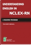 Teacher's Manual for Understanding English in NCLEX