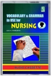 Audio Cassette Vocabulary & Grammar in Use for Nursing