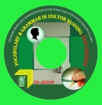 Audio CD Vocabulary & Grammar in Use for Nursing